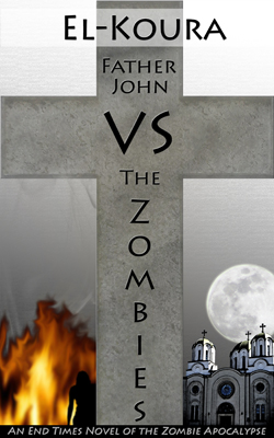 Father John VS the Zombies Cover Art