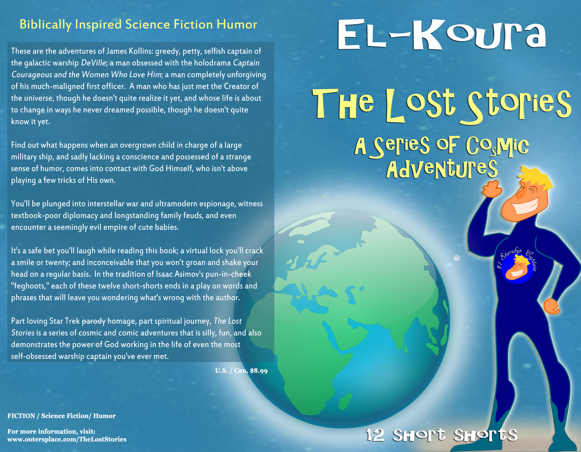 The Lost Stories (Paperback Cover)