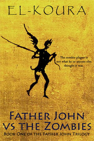 Cover for Bishop John VS the Antichrist