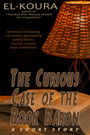 "Cover image for ""The Curious Case of the Book Baron"""