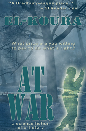 "Cover for ""At War"""