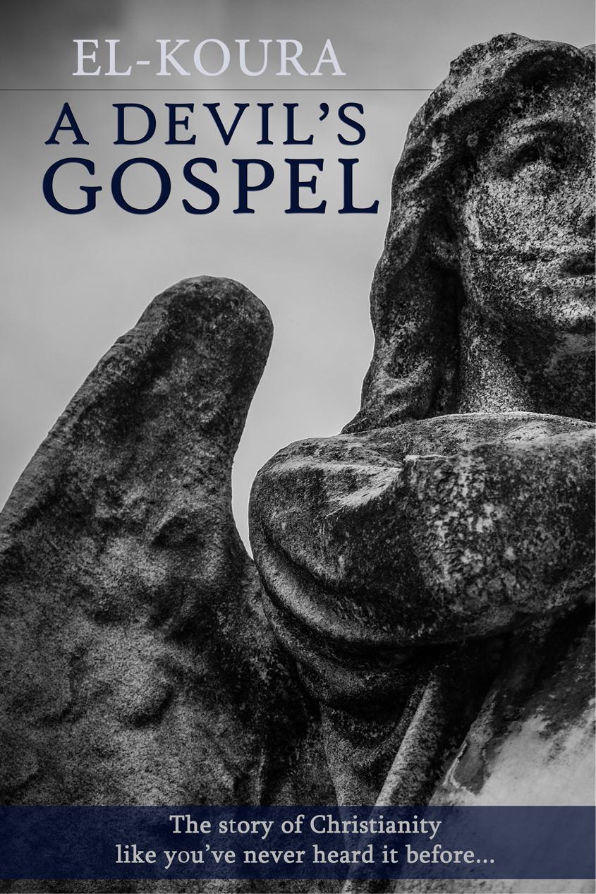 "eBook cover for ""A Devil's Gospel"""